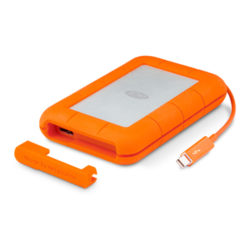 Lacie Rugged 1TB (SSD)/ Thunderbolt & USB 3.0